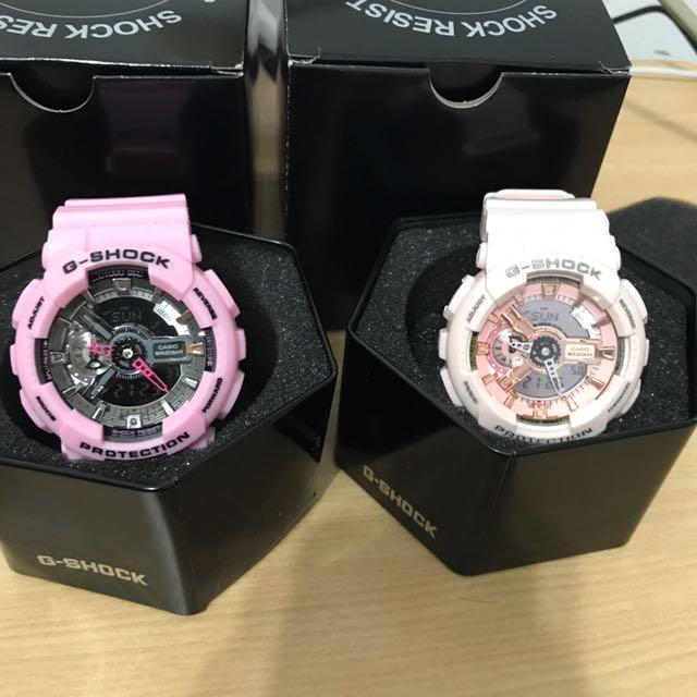 特價最後5隻 Casio G-shock Ga-110  男錶 卡西歐手錶