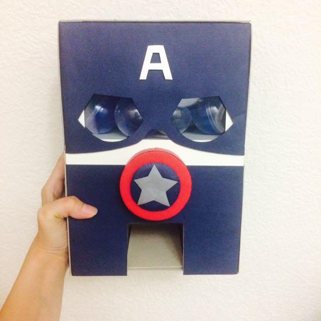 美國隊長💕我是扭蛋機