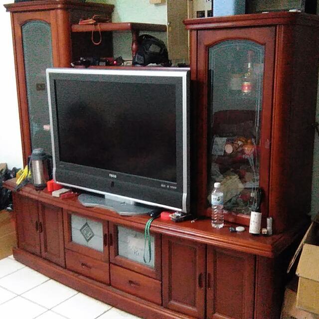 免費電視櫃不含電視