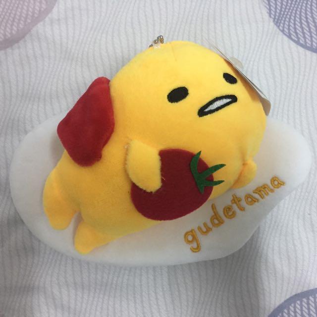 【全新】蛋黃哥玩偶