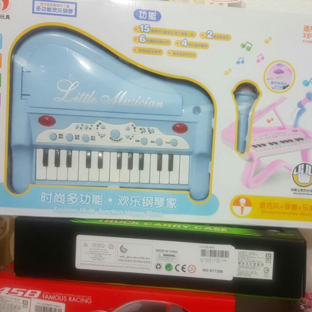 多功能歡樂鋼琴家