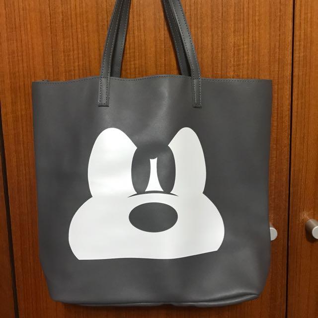 全新韓版米奇肩背包 手提包 大容量