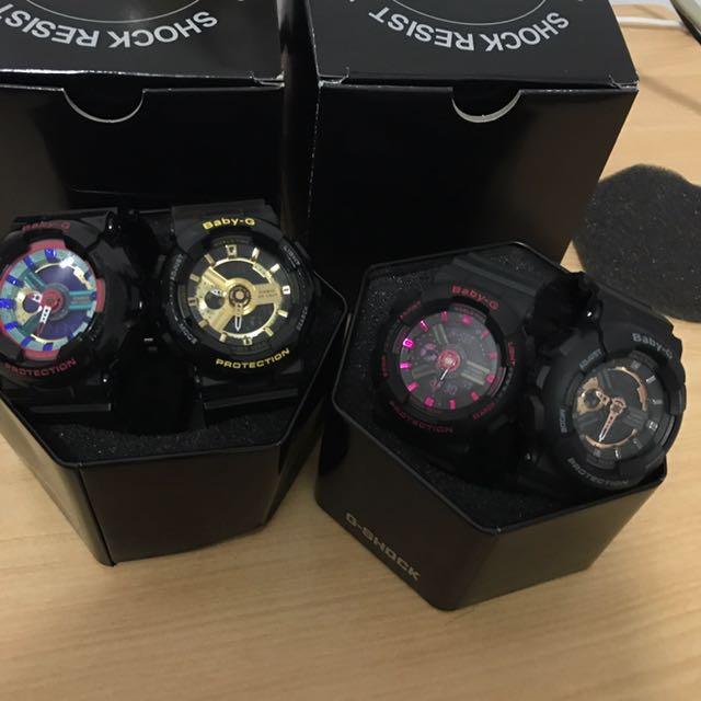 全新現貨 特價最後 Casio Baby-g Babyg 女錶 手錶