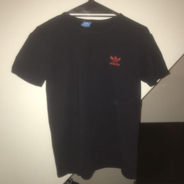 Adidas Navy Blue Shirt