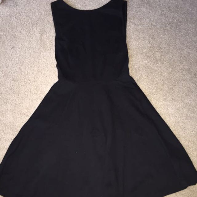 AMERICAN APPAREL Flare Dress