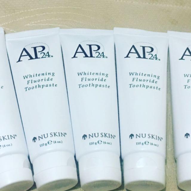 Ap24 Nu Skin ASLI/ORI (pemutih Gigi&penghilang Plak)