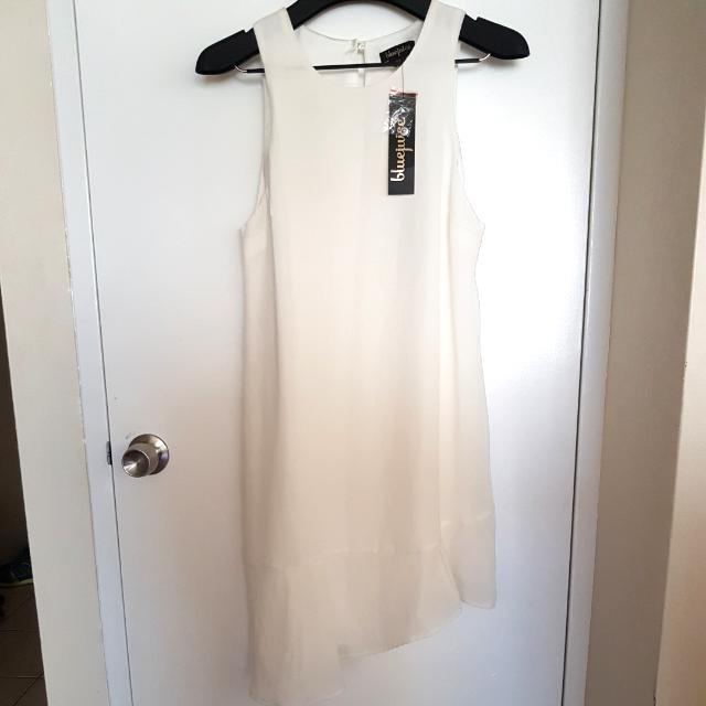 ASYMMETRICAL DRESS - SIZE 10