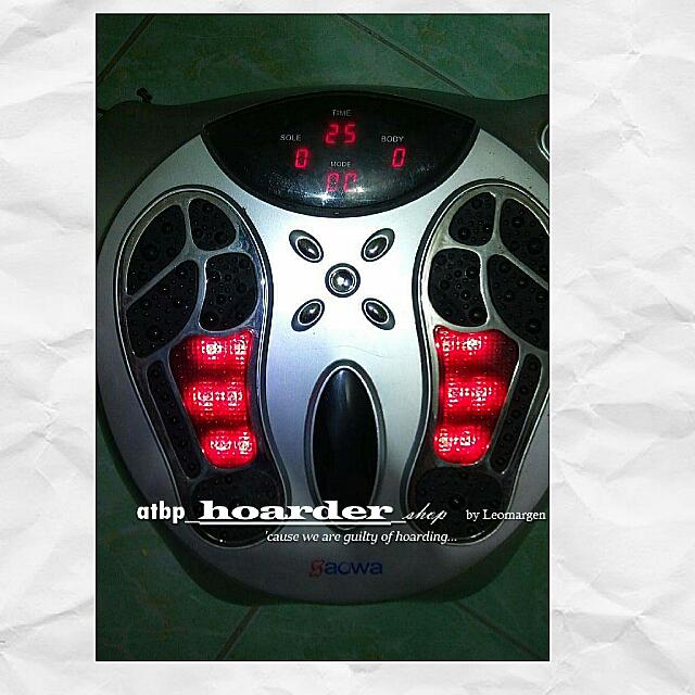 Auth Aowa AW-787 Foot Massager