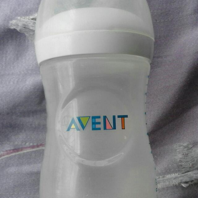 Avent Naturals Bottle 9oz.