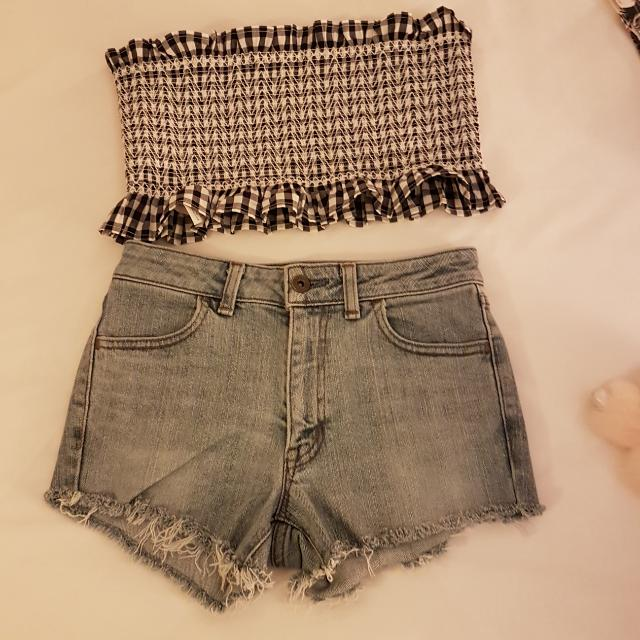 Bangkok Jeans Short NEW