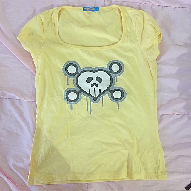 Basic Tshirt With Print