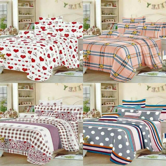 Bed Sheet ❤