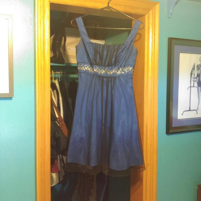 Blue Dress Size 4