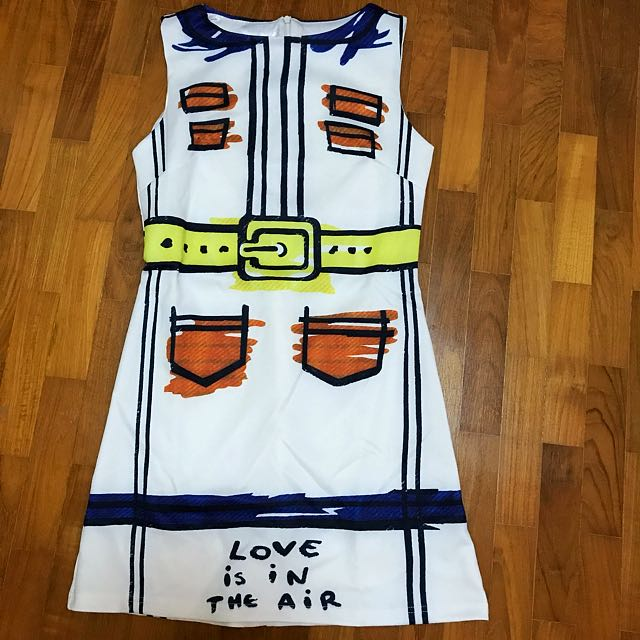 "❤️BN w Tag ❤️""Love Is in the air"" Dress"