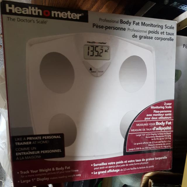 Brand New Scale