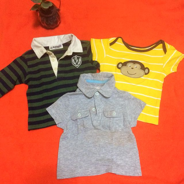 Branded Shirts For Toddlers