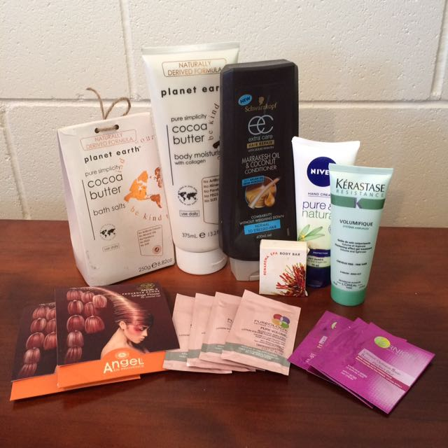 Bulk Skin And Hair Products