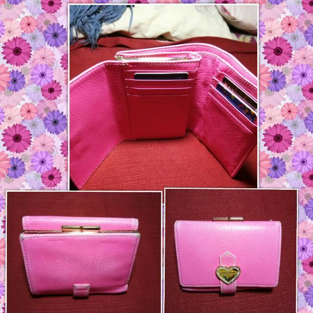 Bundle Wallet & Sling Bag