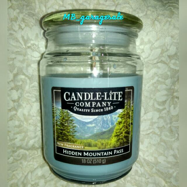 Candle-Lite (Hidden Mountain Pass) 510gram