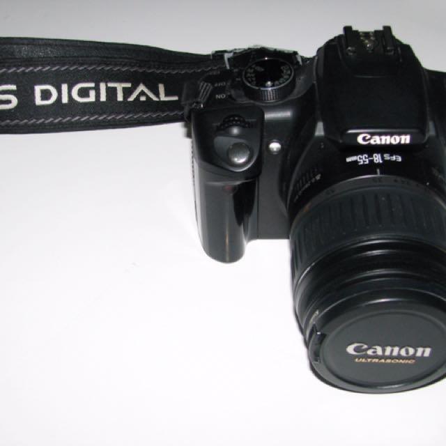 Canon Eos Kiss Digital N Photography On Carousell