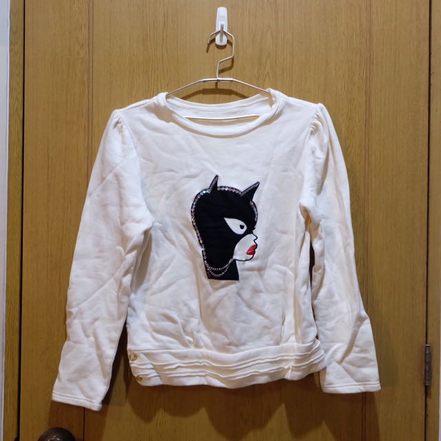 Catwoman Sweater