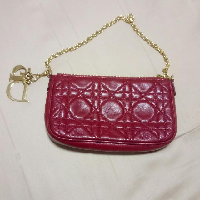 Dior And Lady Mini Cannage Bag Coolspotters ... b61366dffcc5b