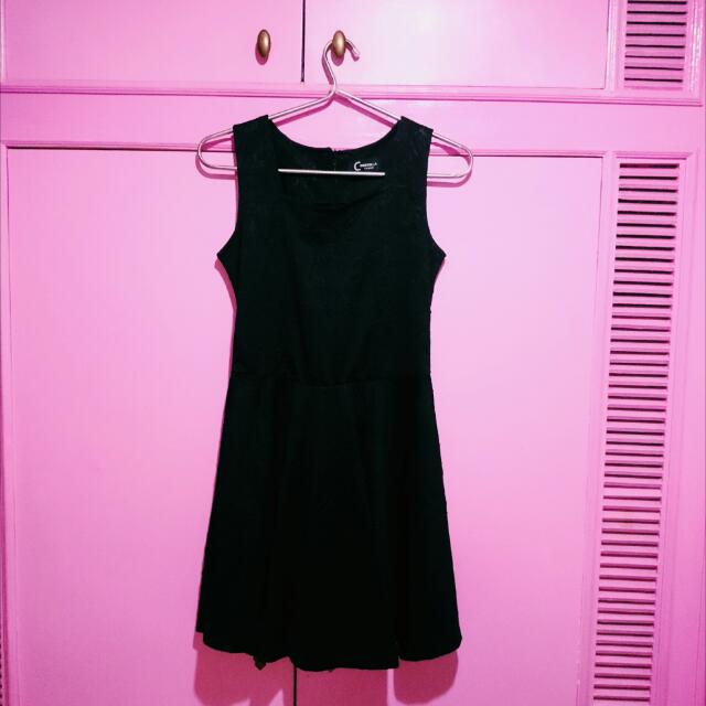 Cinderella Concept LBD ( Little Black Dress 👗)