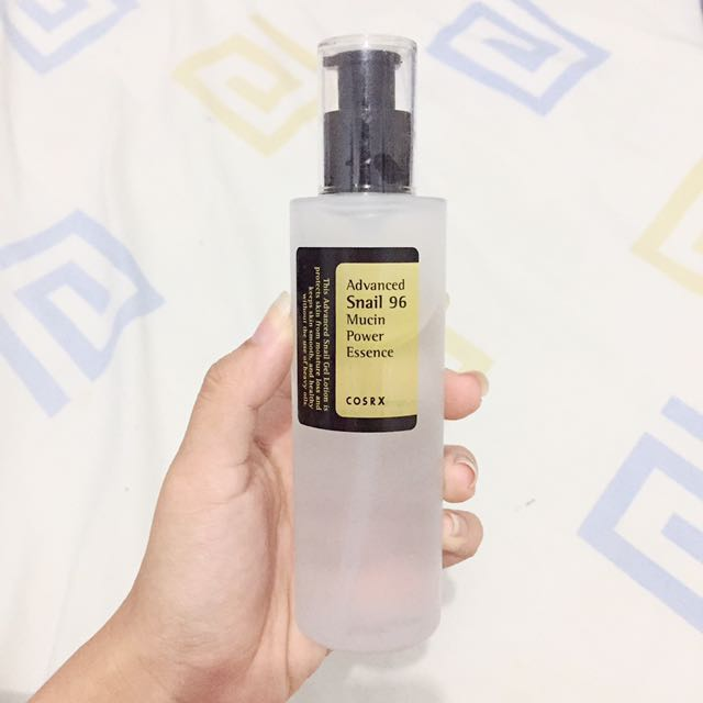 Cosrx Advanced Snail Power Essence