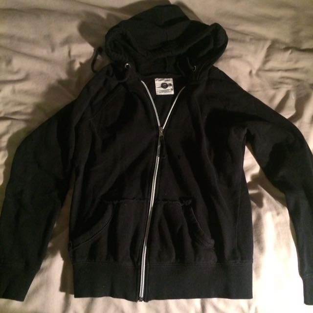 Cotton On Black Hoody