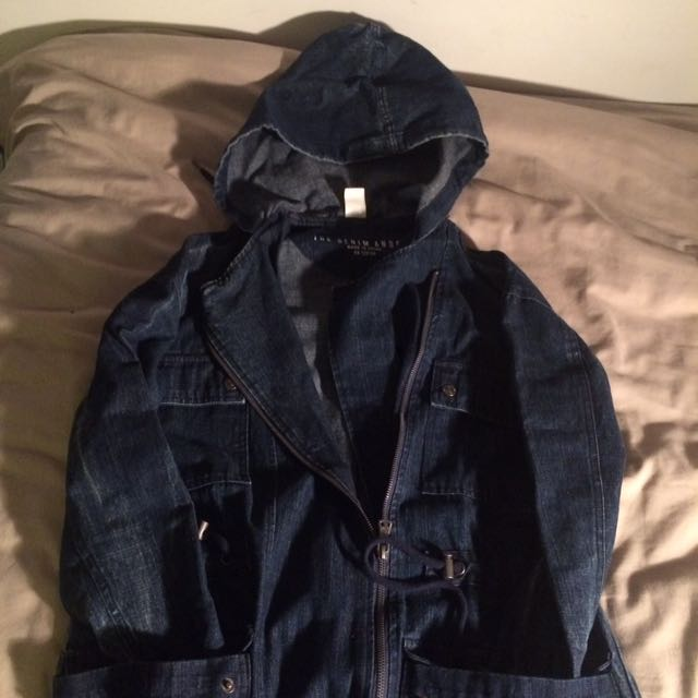 Cotton On Denim Anorak