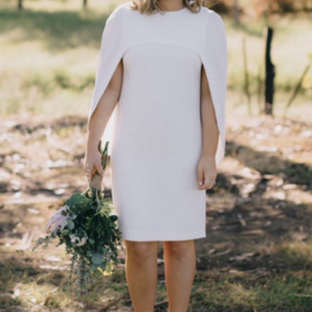 Country Road Cape Dress