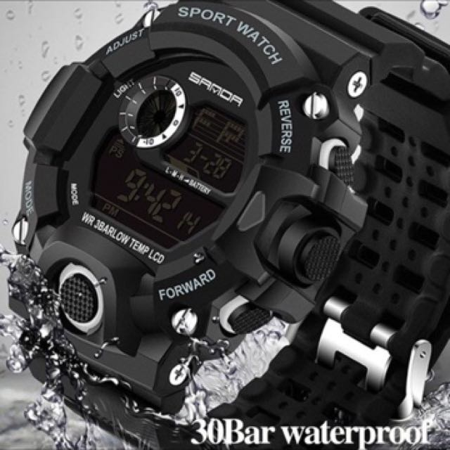 Digital Sport Watch