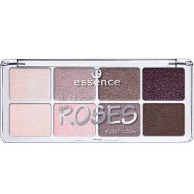 Essence Eye Shadow Pallete