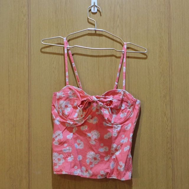 Ever New Bustier Top