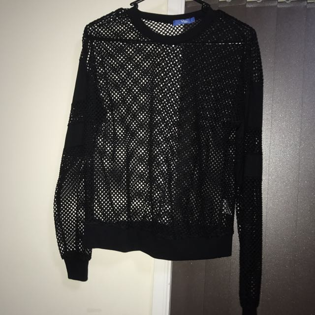Fishnet Jumper
