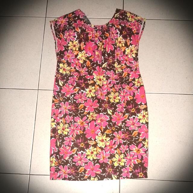 ❤repriced❤floral dress