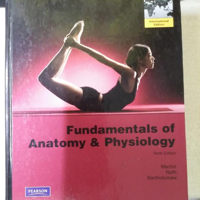 Fundamentals of Anatomy and Physiology 9th Edition, Textbooks on ...