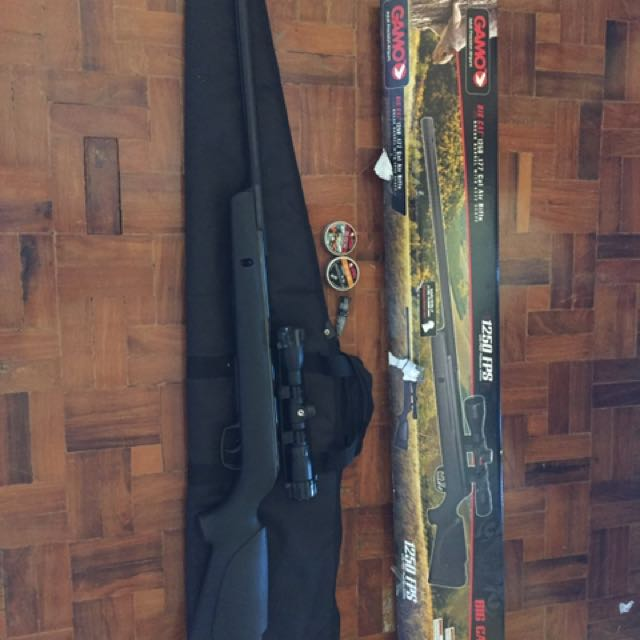 Gamo Air Rifle Big Cat 1250 .177