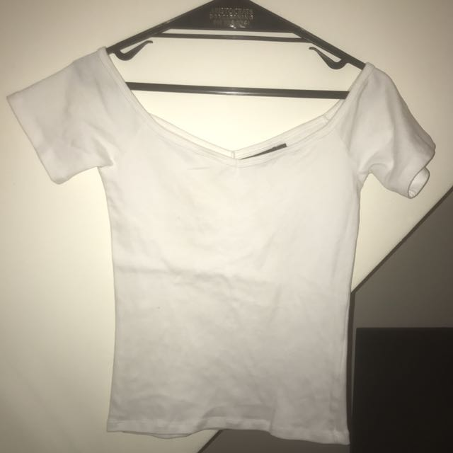 Glassons Off The Shoulder Tee