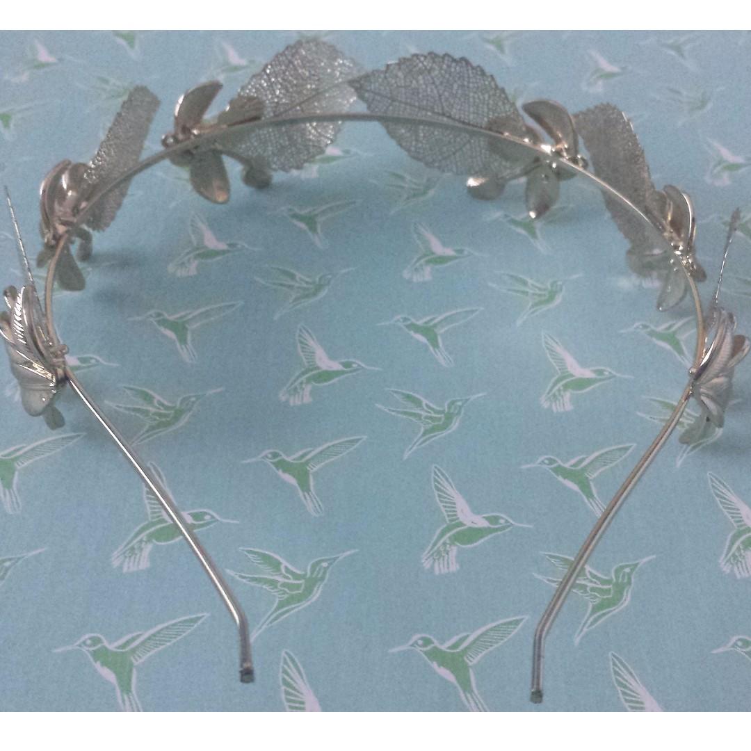 Golden Leaf Headband