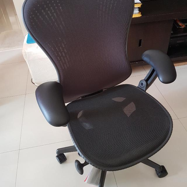 herman miller mirra 2 chair furniture tables chairs on carousell