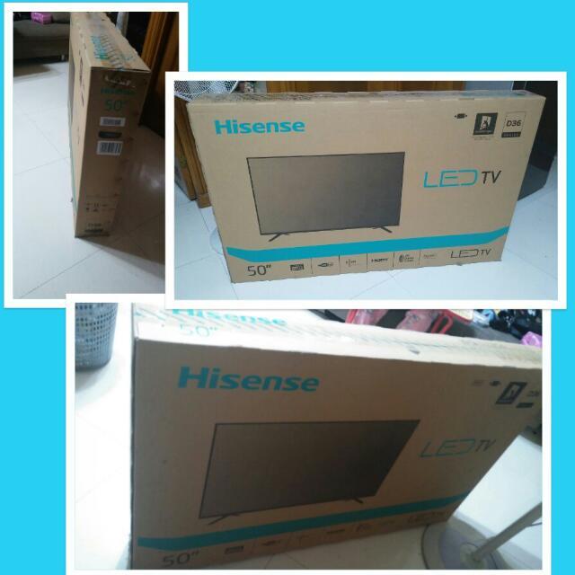 Hisense 50inches Led Tv