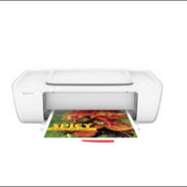 HP Deskjet 1112 Printer+Ink+Warranty