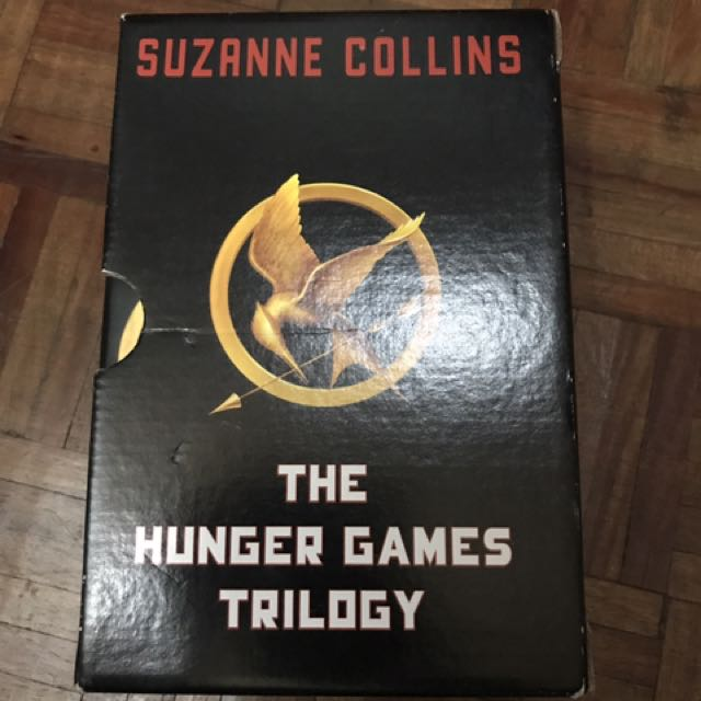 Hunger Games Trilogy FREE SHIPPING