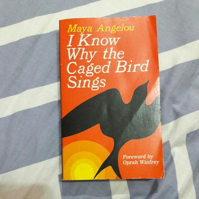an analysis of the use of language and tones in the book i know why the caged birds sing by maya ang Immediately download the i know why the caged bird sings summary, chapter-by-chapter analysis, book notes, essays, quotes, character in this coming of age autobiography, i know why the caged bird sings, maya angleou goes from a young, awkward girl to a confident independent mother at the.