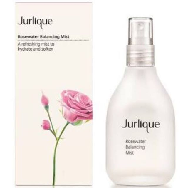 New Authentic Jurlique Rose Mist