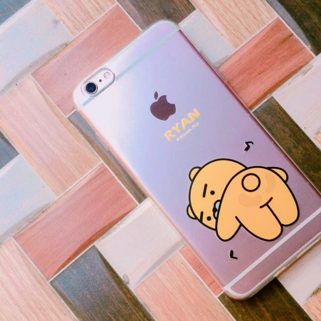 Kakao Friends Ryan iPhone 6/6s Plus Case
