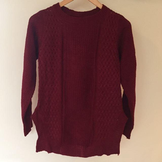 Knit Jumper 10/M