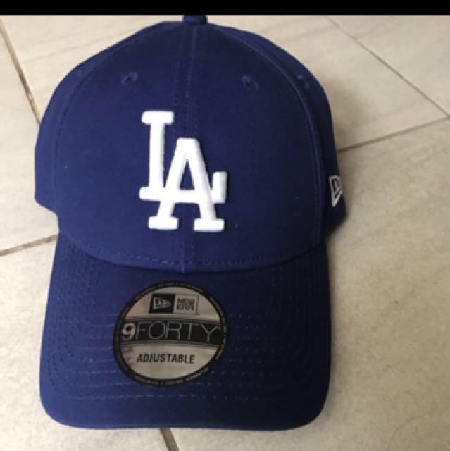 LA Dodgers Strapback