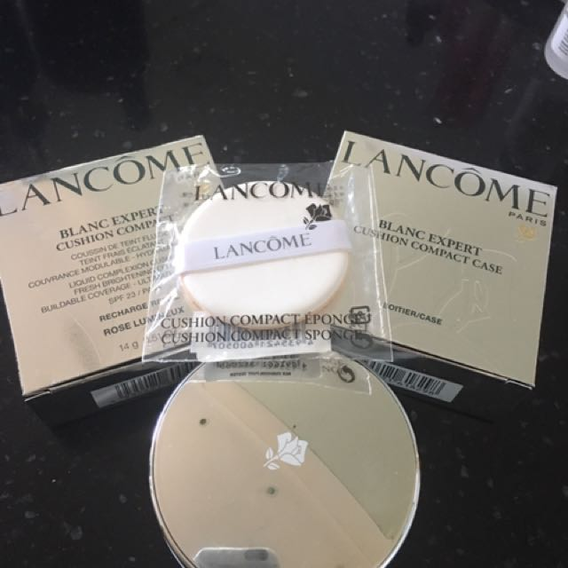 Lancôme Cushion Compact With Extra Refill